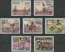 Timbres Sports Football Paraguay 2221/6 o lot 10760