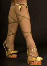 Gold Greek Goddess Sandals