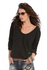 B&C Damen-Kapuzenpullover & -Sweats mit unifarbene Strumpfhose in Größe XS
