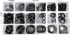 Rubber O ring 225pc Box DIY seal plumber garage washer gasket car repair plumb