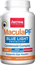 Jarrow Formulas MaculaPF™, Blue Light Protection - 30 Softgels