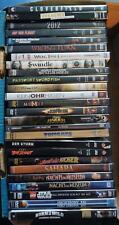Sammlung DVD Blu-Ray 69 Stück Kinder Thriller Action