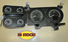 Dakota Digital 1973-87 Chevy Truck HDX Gauge Kit Black - HDX-73C-PU-K