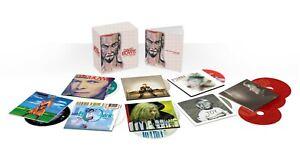DAVID BOWIE: BRILLIANT ADVENTURE 1992 – 2001 (DELUXE BOX 11 CD) PREORDER 26/11