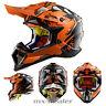 LS2 Ls 2 MX 470 Subverter Emperor Arancione MX Casco da Cross Motocross Enduro
