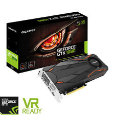 Gigabyte GeForce GTX 1080 Turbo OC 8GB GDDR 5X Scheda Grafica pronto VR NUOVO **