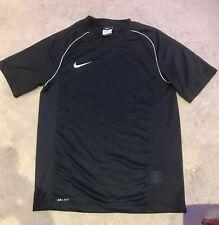 Mens Nike Dri-Fit Gym Shirt Black Used