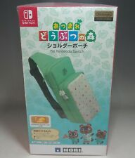 HORI Animal Crossing Shoulder pouch Bag for Nintendo Switch