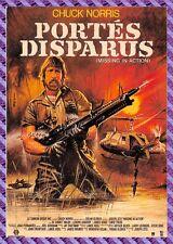 Carte Postale Affiche de Film - PORTES DISPARUS