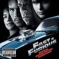 Soundtrack - Fast and Furious [CD]