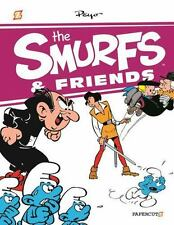 SMURFS & FRIENDS 2 NEW BOOK