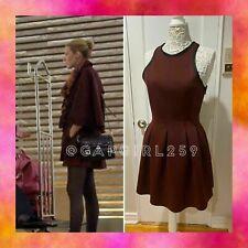 T By Alexander Wang Dress S ASO Gossip Girl Serena