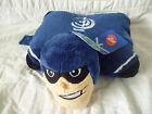 AFL- CARLTON BLUES CAPTAIN CARLTON Footy Plush Pillow Pet 30cm BNWT Official