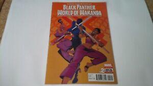MARVEL COMICS: BLACK PANTHER WORLD OF WAKANDA - #2- V#2