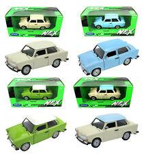 Welly Trabant 601 Trabi Volksauto des Osten   / Auswahl an Cars