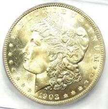 1903 Morgan Silver Dollar $1 (1903-P) - Certified ICG MS67 - $3,470 Guide Value!