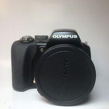 Olympus SP Series SP-565 UZ 10.0MP Digital Camera - Black