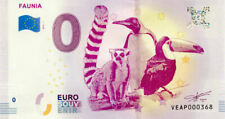 ESPAGNE Grenade, Faunia, 2019, Billet 0 € Souvenir