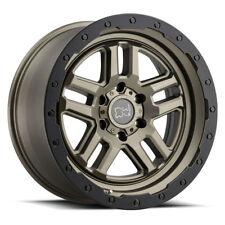 17 inch 17x8 Black Rhino Barstow Bronze wheel rim 5x4.5 5x114.3 +30