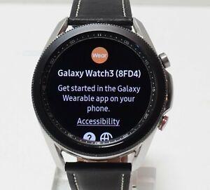Samsung Galaxy Watch 3 45mm (Bluetooth + WiFi + LTE) SM-R845U Leather