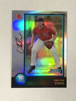 TRISTON CASAS 2018 Bowman Chrome 1998 RC SP REFRACTOR /250! RED SOX! INVEST!