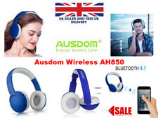 Ausdom AH850 Bluetooth Wireless fashion Headset with mic for iphone samsung ipad