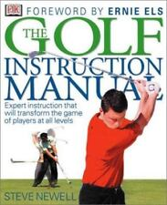 NEW - The Golf Instruction Manual by Newell, Steve