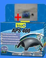 Aquarienluftpumpe Tetra tec Tetratec  APS 400  + Gratis Zubehör  SET  24Std.Ver
