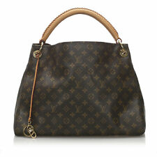 Pre-Loved Louis Vuitton Brown Monogram Canvas Artsy MM Spain