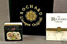 Rochard French Limoges Box Book Limoges Porcelain Box From Snuff To Sentiments
