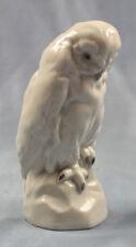 Eule porzellanfigur porzellan figur vogel heubach 1930 kauz