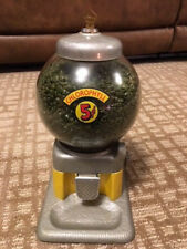 Chlorophyll gumball machine tabletop 1953 gum candy old rare antique vending