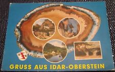 Germany Gruss aus Idar-Oberstein multi-view - posted 1979