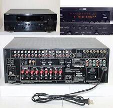 yamaha natural sound av receiver rx v663 cinema dsp dolby true hd raley