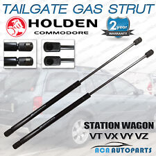Pair Gas Tailgate Struts for Holden Commodore VT VX VY VZ Station Wagon 1997-08