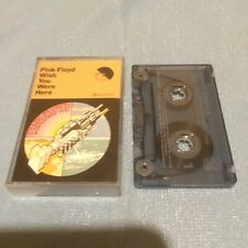 Pink Floyd Cassette Wish You Were Here TC-SHVL 814 Rare