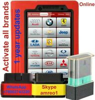 ACTIVATION UPDATE SOFTWARE LAUNCH EASYDIAG 2.0/3.0 GOLO. X431PRO3. ALL CAR BRAND
