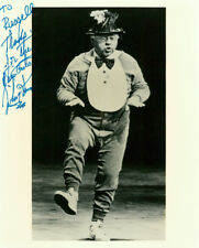 Mickey Rooney (Vintage, Inscribed) signed photo COA