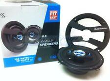 6.5 Car Speakers Front Door 4way (200w) 4ohm 6504-FD (H)