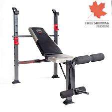 CAP Barbell Standard Bench Black red ?? FAST & FREE