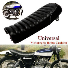 Motorcycle Retro Cushion Soft Seat Racing Style Universal For Cafe Racer CG125