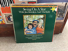 Jim Kweskin & the Kids Swing on a Star vinyl LP 1979 Mountain Railroad Childrens