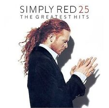 SIMPLY RED 25 - THE GREATEST HITS BY SIMPLY RED CD NEW SEALED