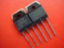 5p 2SA1694 + 5pc 2SC4467 A1694 + C4467 SANKEN Transistor