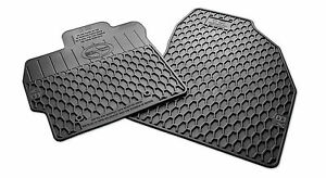 Genuine Scion Rubber All-Weather Floor Mats for 2009-2012 Scion xB-New, OEM