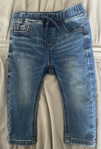 Next Baby Boy Jeans 9-12 M Pull On