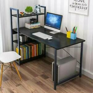 Dripex Computer Desk Home Office Desks Laptop PC Study Room Table Large 120CM