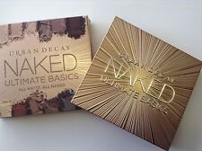 URBAN DECAY Naked Ultimate Basics Eye Shadow Palette 12 Shades + 2 Ended Brush