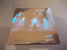 MARILLION M TUBE DVD SAMPLER WITH 10 TRACKS LIVE DVD