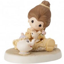 Disney Precious Moments 159019 Belle Mit Teetasse & Teekanne Neu&in Box